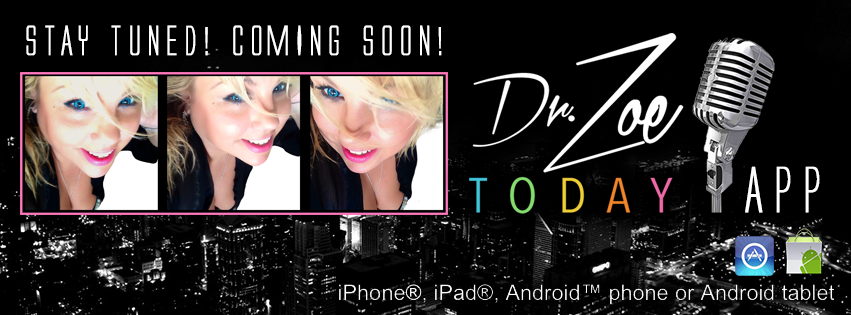 Dr Zoe TODAY App