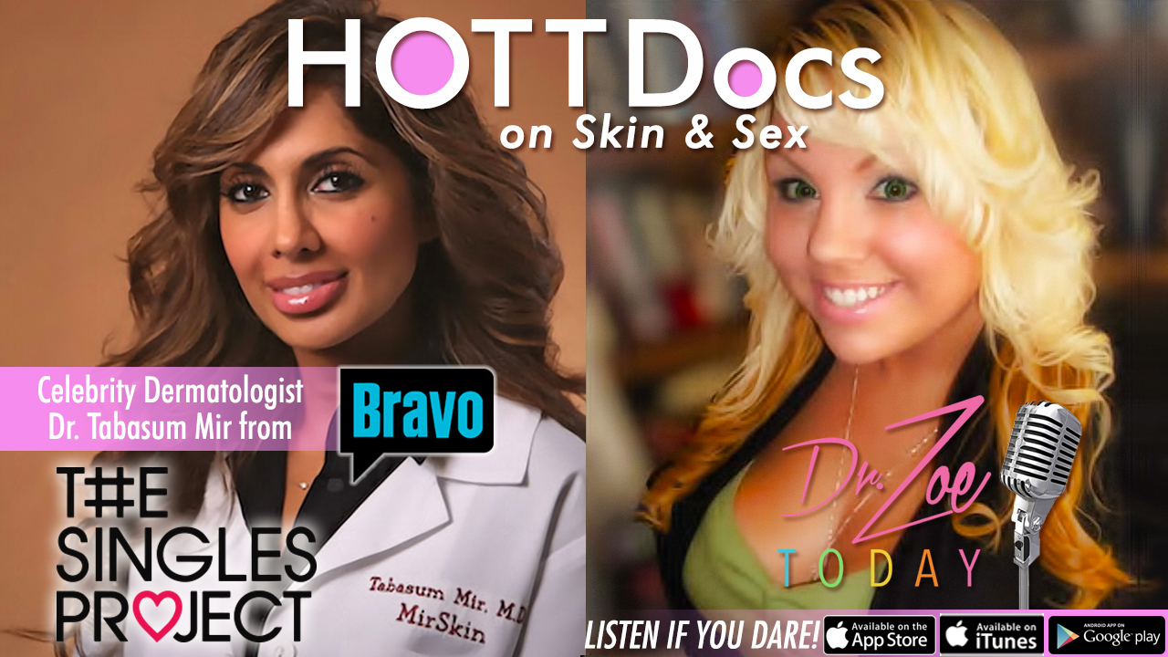 hott docs on skin and sex