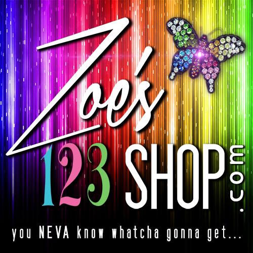 Zoe's 123 Shop